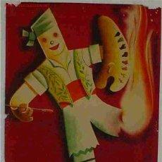 Carteles Feria: CARTEL FALLAS DE VALENCIA 1951 EYELO. Lote 21536614