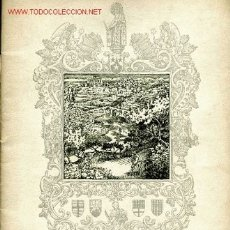 Carteles Feria: PROGRAMA DE LA FIESTA MAYOR DE LA MISTERIOSA LUZ DE MANRESA 1959 LLUM AUCA DE LA LLUM ALBAREDA. Lote 27174826
