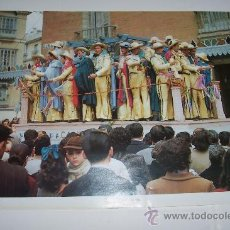 Carteles Feria: LAMINA, CORO DEL CARNAVAL DE CADIZ. Lote 11012054