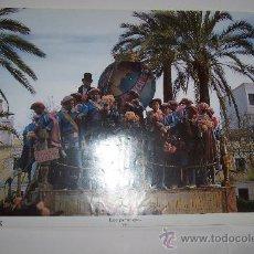 Carteles Feria: LAMINA, CORO DEL CARNAVAL DE CADIZ. Lote 11012342