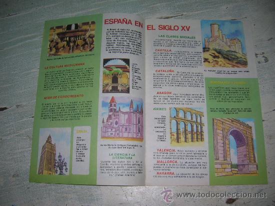 Carteles Feria: DIA DE LA RAZA CRISTOBAL COLON COLECCION ANTEOJITO DESCUBRIMIENTO AMERICA 12 DE OCTUBRE DE 1492 - Foto 5 - 18288387