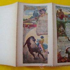 Carteles Feria - Programa Oficial : GRAN FERIA DE VALENCIA 1912 - 27558949