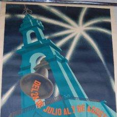 Carteles Feria: CARTEL GRAN FERIA DE VALENCIA 1935. Lote 29363358