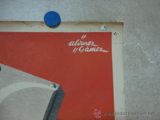 Carteles Feria: VALENCIA - XXXII FERIA MUESTRARIO INTERNACIONAL - AÑO 1954 - Foto 8 - 31345212