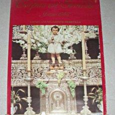 Carteles Feria: CARTEL CORPUS CHRISTI. 1985. SEVILLA 94 X 64 CM ///. Lote 32361591