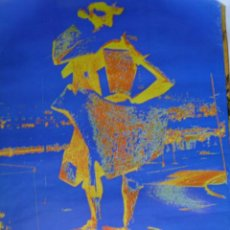 Carteles Feria: CARTEL FERIA SEVILLA 1975. Lote 32401865