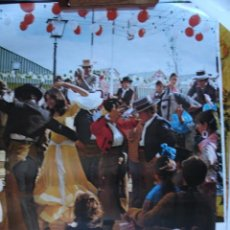 Carteles Feria: CARTEL FERIA SEVILLA 1976. Lote 32401868
