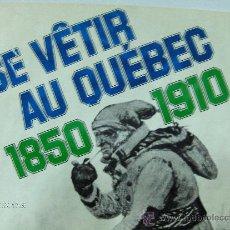 Carteles Feria: MUSEO DE ARTE TRADICIONES POPULARES PARIS.60 X40 AÑO 79-PRECIOSO . Lote 32703024