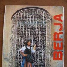 Carteles Feria: LIBRO PROGRAMA FERIA Y FIESTAS DE BERJA ALMERIA DE 1976. Lote 178201843