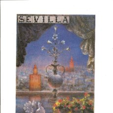 Carteles Feria: 261. FIESTAS DE PRIMAVERA: SEVILLA 1987. Lote 53570967