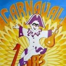 Carteles Feria: CARTEL CARNAVAL 1983 STA. CRUZ TENERIFE.DELGADO.. Lote 35235473