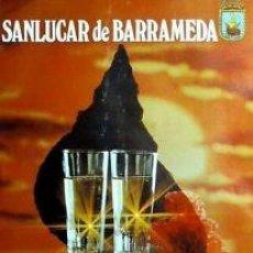 Carteles Feria: CARTEL FERIA MANZANILLA 1976 SANLÚCAR.COBOS, J.54 X 81. Lote 35265303