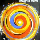 Carteles Feria: CARTEL FIESTAS SAN ISIDRO MADRID 1976. AGULLÓ.69X100 CM. Lote 35311779