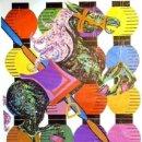 Carteles Feria: CARTEL FIESTAS SAN MATEO VALLADOLID 1981.IRIZABAL.65X90. Lote 35444882