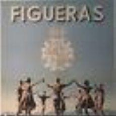 Carteles Feria: CARTEL FIGUERAS (FIGUERES). I APLEC DE LA SARDANA .1966 .AUTOR: CAIRÓ. 48X68 CM.. Lote 36748405
