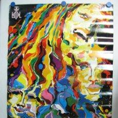 Carteles Feria: VALENCIA - CARTEL DE FALLAS - AÑO 1972 - ILUSTRADOR: ALPA. Lote 158524676