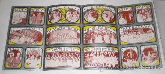 Carteles Feria: Programa Oficial (cuadriptico) - Carnaval de Cadiz - 1970 (excelente conservación) - Foto 2 - 38158285