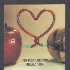 Affissi Fiera: 1 CALENDARIO DE ** ¡ HAZTE DONANTE DE SANGRE ! - SEVILLA ** AÑO 1995. Lote 38406541
