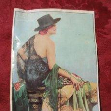 Carteles Feria: PROGRAMA DE FIESTAS DE OCAÑA. AÑO 1939 FIN DE LA GUERRA CIVIL. . Lote 38479274