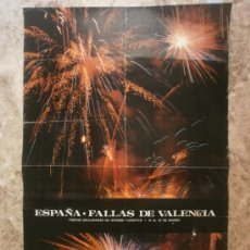 Carteles Feria: FALLAS DE VALENCIA. AÑO 1985. Lote 38608566