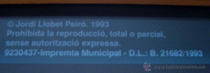 Carteles Feria: CARTEL JUEGOS OLIMPICOS BARCELONA 1992 EDICION ESPECIAL - Foto 3 - 40116532