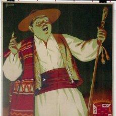 Carteles Feria: ANTIGUO CARTEL DEMURCIA FIESTAS DE PRIMAVERA 1953, ILUSTRADO POR A. LAORDEN – MIDE 85 X 62 CMS.. Lote 38281143