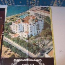 Carteles Feria: GRAN CARTEL ANTIGUO HOTEL ATLANTICO CADIZ , TURISMO 1969 1 METRO APROXIMADO ANTIGUO PARADOR NACIONAL. Lote 39332596