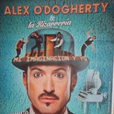 Carteles Feria: ALEX O`DOGHERTY CARTEL LOPE DE VEGA 100X140CM. APROX.. Lote 48719557
