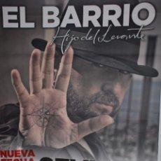 Carteles Feria: EL BARRIO CARTEL HIJO DEL LEVANTE 100X140CM. APROX.. Lote 48719776