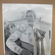 Affiches Foire: ESTAMPA DE TORERO FINITO DE CORDOBA. Lote 49251085