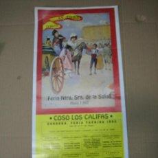 Carteles Feria: CARTEL PLAZA DE TOROS DE CORDOBA 1992. MEDIDAS 22,50X51 CM. Lote 49258421