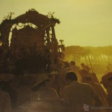 Plakate Volksfeste - CARTEL 'EL ROCÍO 1984' EMILIO SAENZ 86 X 62 CM - 50136769