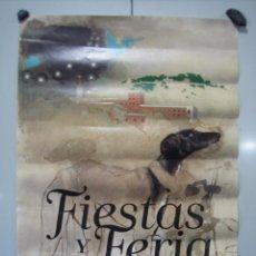 Carteles Feria: CARTEL FERIA DE CÓRDOBA 2012. MEDIDAS 48X67 CM. Lote 50627221