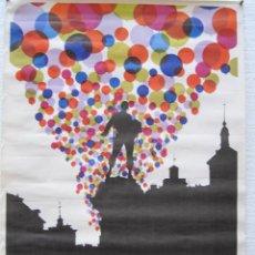 Carteles Feria: CARTEL GRANDE - FIESTAS DE SAN ISIDRO - MADRID, 1979.. Lote 120967754
