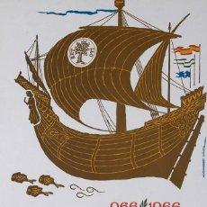 Carteles Feria: 966-1966 VILLA DE LLORET DE MAR. Lote 57126151
