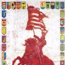Carteles Feria: CARTEL, POSTAL Y PEGATINA MOROS Y CRISTIANOS 1999 ALCOY. Lote 58518963