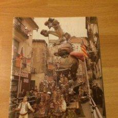 Carteles Feria: 40 FOTOS ÁLBUM BAYARRI VALENCIA FALLAS 1981. Lote 81039594