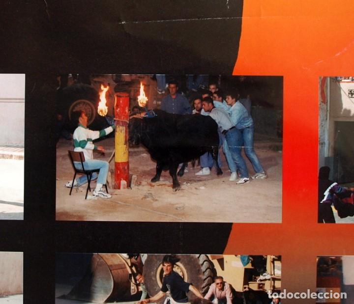 Carteles Feria: Festes Patronals Sant Vicent Ferrer 99, Vall de Uxó 1999 - Cartel tamaño 96x67 - Foto 6 - 91474230