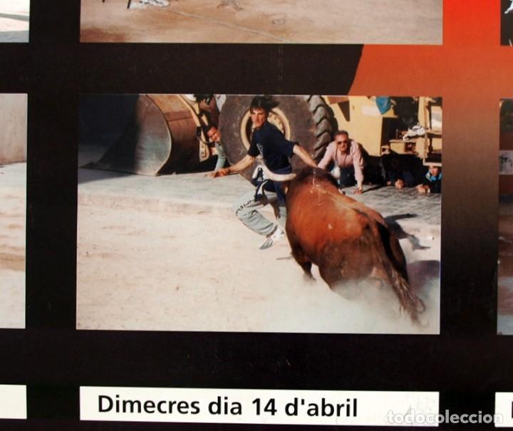 Carteles Feria: Festes Patronals Sant Vicent Ferrer 99, Vall de Uxó 1999 - Cartel tamaño 96x67 - Foto 10 - 91474230