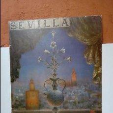 Carteles Feria: FIESTAS DE PRIMAVERA 1987-BALLESTA-. Lote 208415408