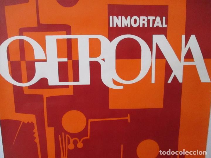Carteles Feria: Gran Cartel - Ferias y Fiestas de San Narciso - Inmortal Gerona (Girona) - 68x100 - Año 1969 - Foto 8 - 100614987