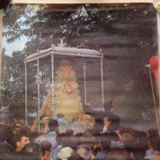 Carteles Feria: ALMONTE, HUELVA, 1978, CARTEL DE LA ROMERIA DEL ROCIO, 48X68 CMS. Lote 101676111