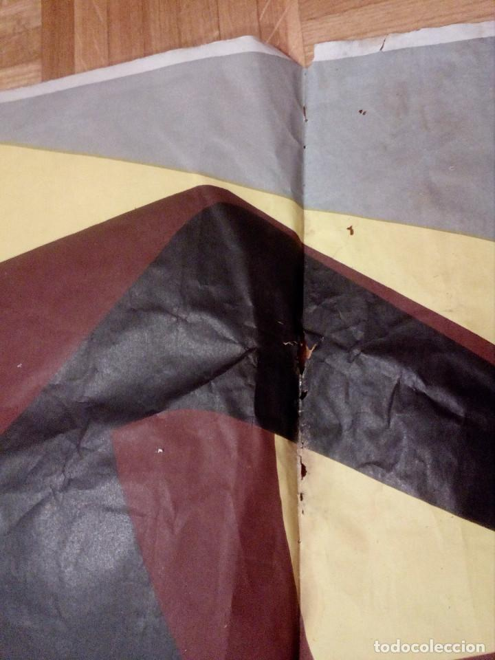 Carteles Feria: CARTEL LITOGRAFICO, ANTIGUO. AÑO 1956 1m x 69cm.EL ORIGINAL.JUAN JOSE MORALES,EDICOLOR.MADRID. - Foto 6 - 103171247