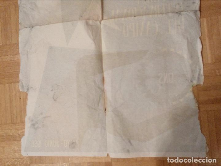 Carteles Feria: CARTEL LITOGRAFICO, ANTIGUO. AÑO 1956 1m x 69cm.EL ORIGINAL.JUAN JOSE MORALES,EDICOLOR.MADRID. - Foto 14 - 103171247