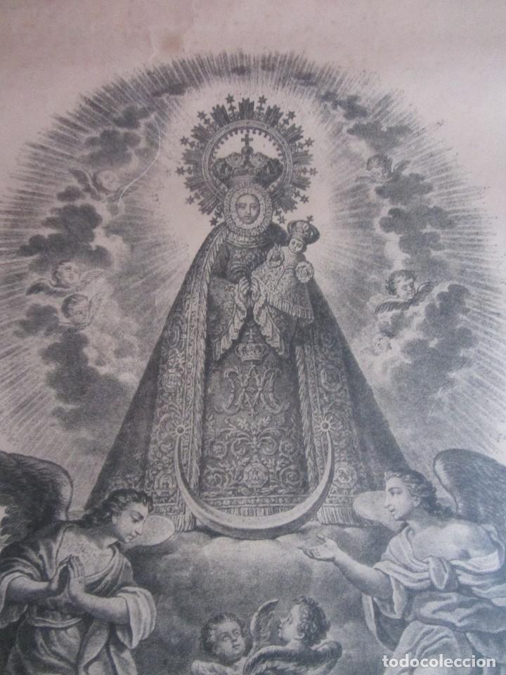 Carteles Feria: NUESTRA SEÑORA DE LOS LLANOS. 1956 AÑO DE LA CORONACIÓN. ¡ALBACETE POR SU PATRONA! - Foto 3 - 105113887