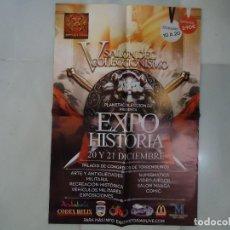 Carteles Feria: CARTEL. ORIGINAL, V SALÓN DEL COLECCIONISMO, EN PALACIO CONGRESOS DE TORREMOLINOS.. Lote 109127023
