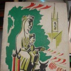 Carteles Feria: FIESTAS DE NTRA. SRA. DEL TURA 1956 - PORTAL DEL COL·LECCIONISTA *****. Lote 109528691