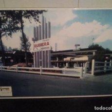 Carteles Feria: 38-FOTO-CARTEL RUBIERA, FERIA INTERNACIONAL DE MUESTRAS DE GIJON, 1978, GRAN TAMAÑO. Lote 113211751