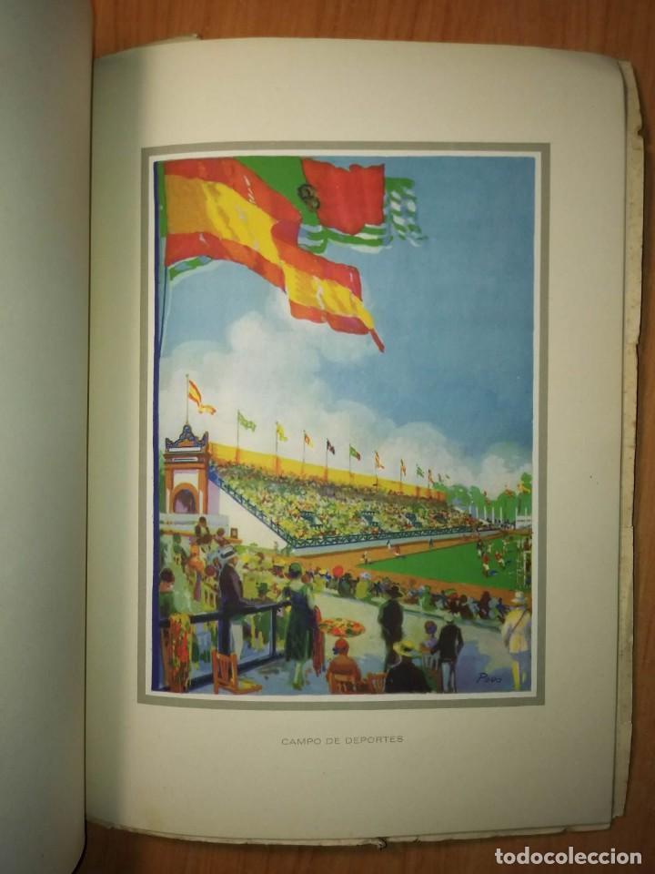 Carteles Feria: Album 23 carteles 31x24 Exposición Ibero Americana Sevilla 1929-1930 - Foto 4 - 113744467