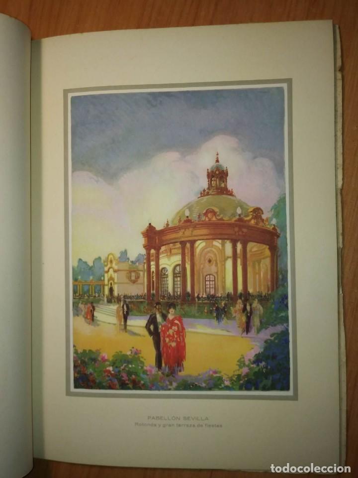 Carteles Feria: Album 23 carteles 31x24 Exposición Ibero Americana Sevilla 1929-1930 - Foto 7 - 113744467